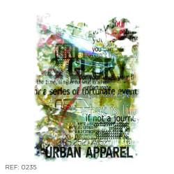 Detalhes do produto ART URBANA - 0235