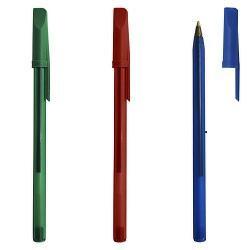 Detalhes do produto b13629t-Caneta plástica translúcida