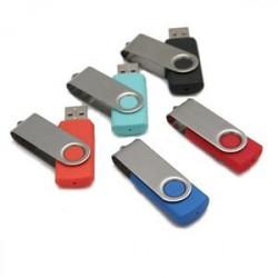 Detalhes do produto Pen drive Giratório b126