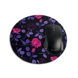 Detalhes do produto Mouse pad redondo