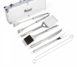 Detalhes do produto Kit Churrasco 7 peças-14014
