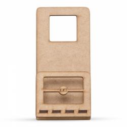Detalhes do produto Suporte para carregar o celular - 13571