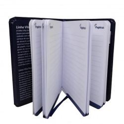 Detalhes do produto Caderneta Personalizada-0044