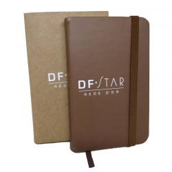 Detalhes do produto Caderneta com Luva-0073