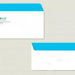 Detalhes do produto Envelopes Personalizados -9018