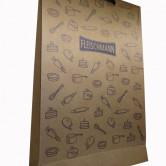 Sacola de Papel Kraft Personalizada-1228
